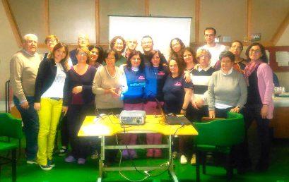 Grande soddisfazione per la I parte del Corso VOJTA  in Sicilia
